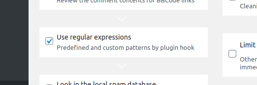 Use regular expressions